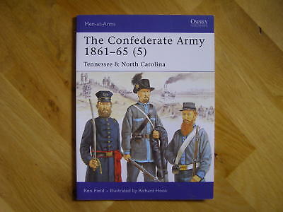 Osprey Men at Arms 441 The Confederate Army 1861-65 5