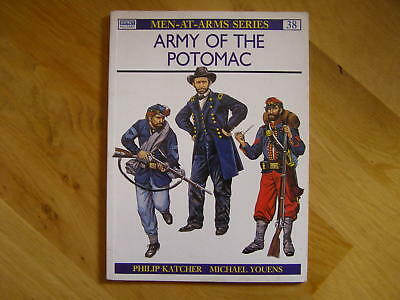 Osprey Men at Arms 38 Army of the Potomac