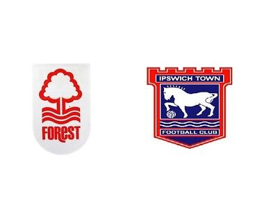 Nottingham Forest v Ipswich Town   - Sat 14th April 2018 - Championship