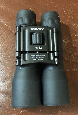 Tasco Essentials 16x32mm Binoculars