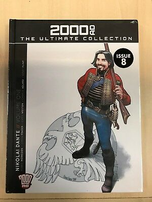2000AD ULTIMATE GRAPHIC NOVEL COLLECTION - Issue 8 - Nikolai Dante Volume One