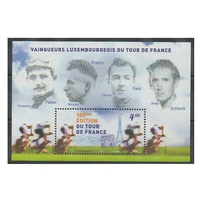 Luxembourg - 2013 - No F1915 - Sports divers