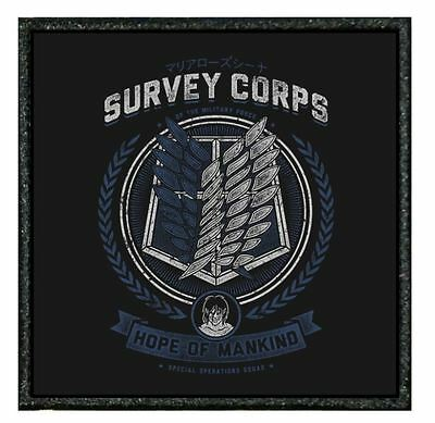 035F  Cosplay-Morale-patch-from-our-TIV-Range- ATTACK ON TITAN SURVEY CORP
