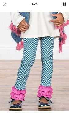Matilda Jane Clothing - Girls - Strike a Pose Leggings - Size 10