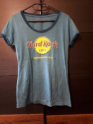 Hard Rock Cafe Washington DC T-Shirt Damen *m*