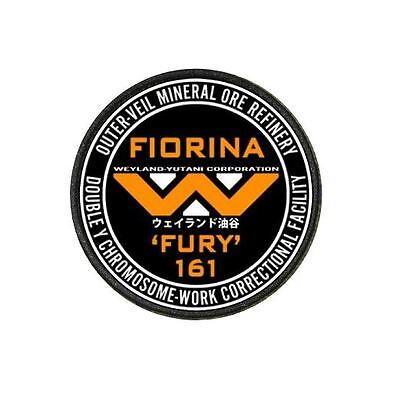 """046D """"Tiv"""" Funny Morale Patch - Alien 3 Fiorina Fury 161          Cosplay Badge"""