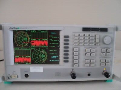Anritsu MS4623B Vector Network Analyzer Measurement System-10 MHz to 6 GHz