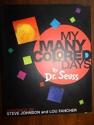 MY MANY COLORED Days by Dr. Seuss - $3.99 | PicClick
