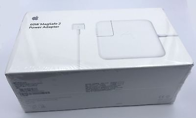 """Genuine Apple 60W MagSafe 2 Power Adapter Charger for Macbook Pro 13"""" Retina"""