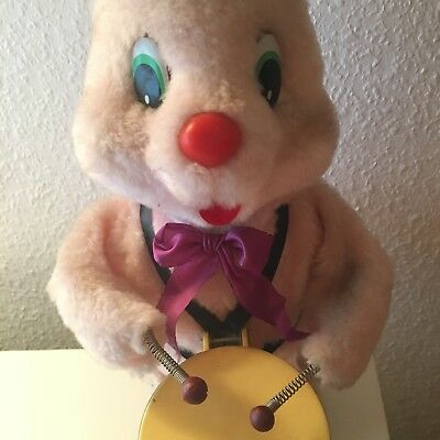 Funktion Ok! Duracell Hase_Frühes Altes Exemplar_Works! First Drumming Bunny