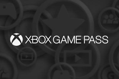 1 month Xbox One 360 Game Pass Membership Digital Codes Fast Email Delivery
