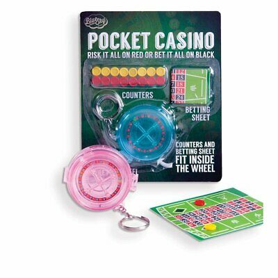 Blue Sky-Pocket Casino - Tobar Mini Roulette Wheel