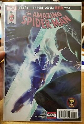 Amazing Spider-man 794 SOLD OUT 1st Print Osborn Carnage Red Goblin Lead In 797