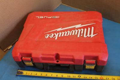 """Milwaukee M18 Cordless 1/2"""" High Torque Impact Wrench  2764-22 Case/instr Only"""
