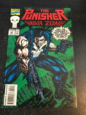 Punisher:War Zone#20 Incredible Condition 9.0(1993) Nguyen Art!!