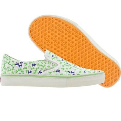 88d745c67f82e7 VANS CLASSIC SLIP-ON LX Marc Jacobs Collection white classic green ...