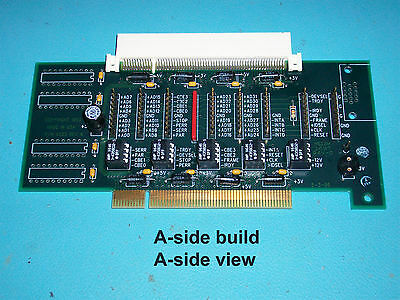 PCI Bus Extender Logic Analyzer Interface Debug & Validation Board 3V/5V Univ. A