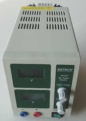 Extech 382200, DC Power Supply 30V/1A