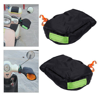 Motorcycle-Scooter-Bike-Handlebar-Muffs-Gloves-Thermal-Protection-Hand-Warmer