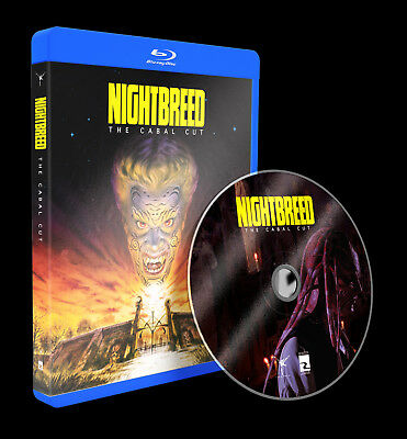 Nightbreed - The Cabal Cut [Bluray] *SEALED*