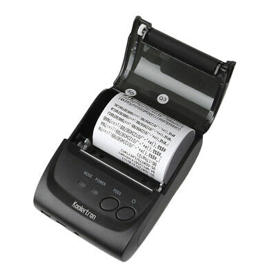 58mm Portable Bluetooth 4.0 Wireless Receipt Thermal Printer For Android PC NM