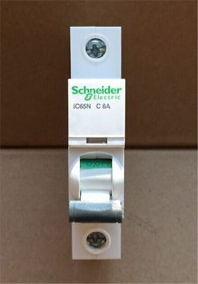 10Pcs Small Brand New C1A Schneider 1P IC65N Air Circuit Breaker Switch