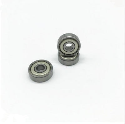 10 PCS 6x22x7 mm Double Metal Shielded Ball Bearing Bearings 636z 636ZZ