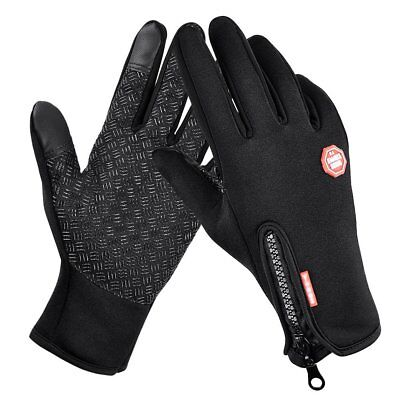 US Winter Warm Windproof Waterproof Anti-slip Thermal Touch screen Gloves Mall