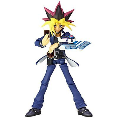 Japan Official Yu-Gi-Oh! Movie: The Dark Side of Dimensions Revoltech Yugi Muto