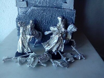 Warhammer lord of the rings metal dwimmerlaik and the undying (mordor nagul)