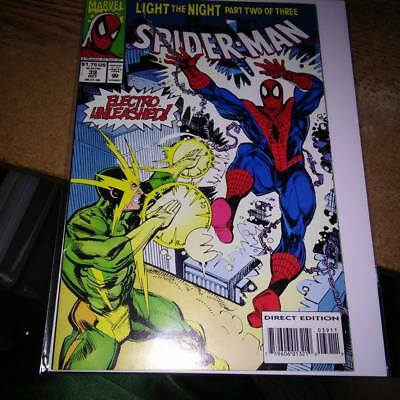 Spider-Man #39 (Oct 1993,Marvel) Spider-Man #43 (Feb 1994 Marvel) NM~~