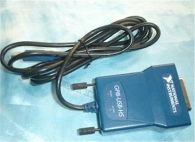 Used Gpib-Usb-Hs Interface Adapter Controller Ieee 488 Ni National Instrumens ca