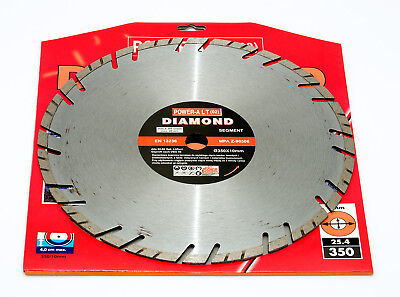 OFFER DIAMOND CUTTING DISC FOR ANGLE GRINDERS ø350mm Concrete MAG _