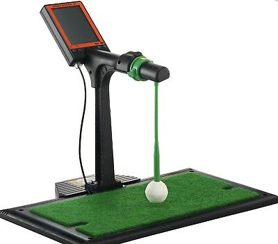 Neu Silverline Digital Swing Guider S1 Schwungtrainer Indoor Golf