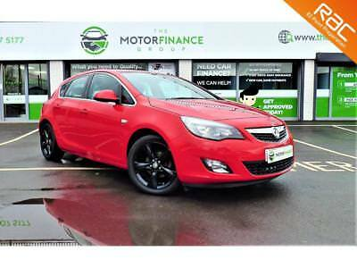 Vauxhall/Opel Astra 1.6i VVT 16v ( 115ps ) 2012MY SRi ** APPLY ONLINE NOW ***