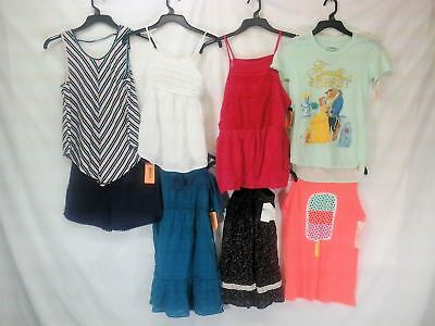 Wholesale Sample Lot of Assorted Brand New Childrens Girl Clothing 50 pieces