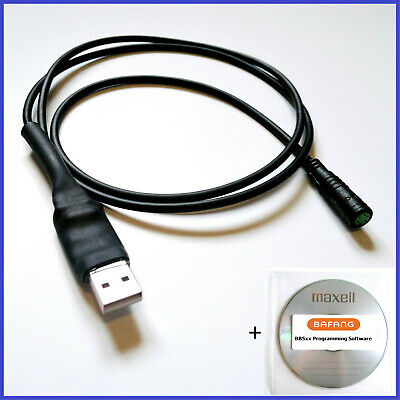 Programming Cable/Lead for Bafang BBS01, BBS02 and BBSHD Electric Bike Kits