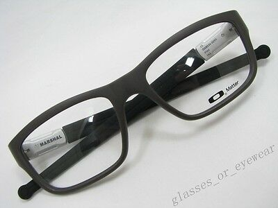Eyeglass Frames-Oakley MARSHAL OX8034-0253 Flint 53mm Glasses Eyewear Frame