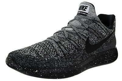 Nike LunarEpic Low FlyKnit 2 Mens Medium Width Athletic Running Shoes  863779-041