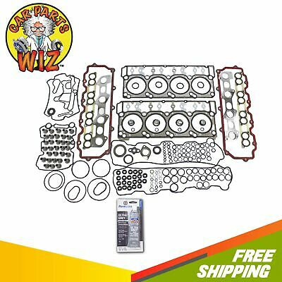 MLS Head Gasket Set Fits 03-10 Ford E-350 Super Duty 6.0L OHV 32v