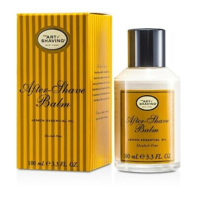 The Art Of Shaving After Shave Balm - Lemon Essential Oil 100ml Aftershave
