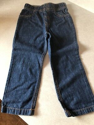 Carter's Boys Jeans Size 4T NWT