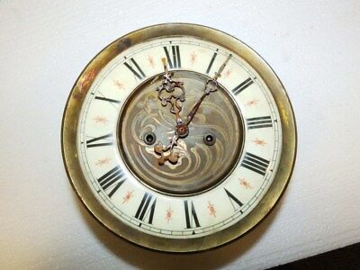 Clock Movement For A 2 Weight Clock In Bad Condition