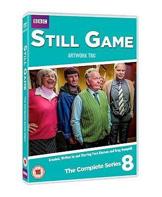 Still Game: The Complete Series 8 [DVD]
