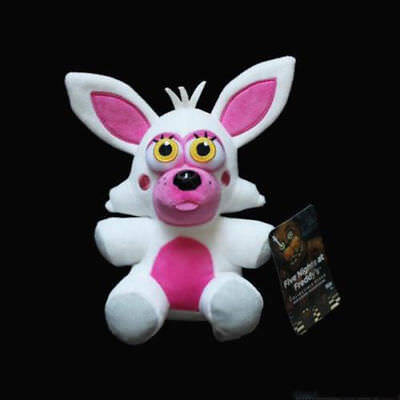 "7"" Five Nights AT Freddy's FNAF Mangle Horror Game Plush Doll Fancy Gifts Toy US"
