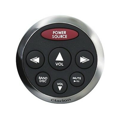 Clarion Cmrc1Bss Watertight Wired Remote No Display