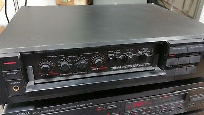 Yamaha C-85 Natural Sound Stereo Control Amplifier