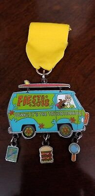 2018 fiesta medal Scooby doo SOLD OUT!