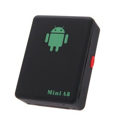 Mini Rastreador GPS en tiempo real global A8 Gsm / 850/900/1800 / 1900mhz GpP7T9