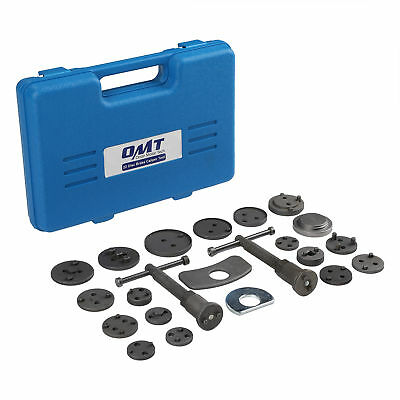 22pcs Heavy Duty Disc Brake Caliper Tool Set and Wind Back Kit hot